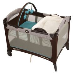 Graco Pack 'n Play Playard® with Reversible Napper & Changer™ - Scribbles