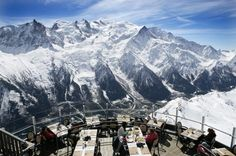 Le Panoramic Restaurant in France