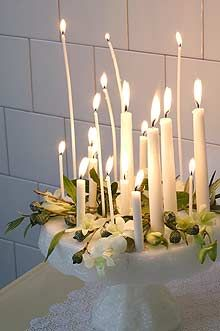 candles @Clara McCoy