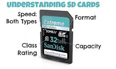 sd card, photo camera, card photographi, understand, photo tutori, overflow, interest camera, photography, cards