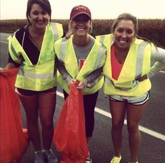 Sigma Kappa of Iowa State adopted a highway for their philanthropy Inherit the Earth