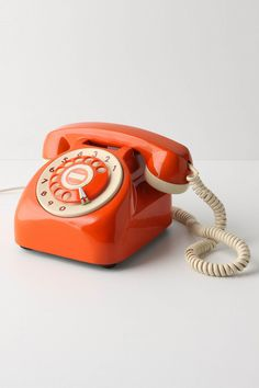 Ahh, the old home phone.