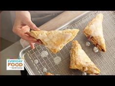 ▶ Hand Pies - Everyday Food with Sarah Carey - YouTube