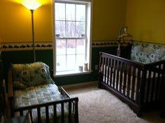 Huck & Beau's John Deere bedroom deer bedroom