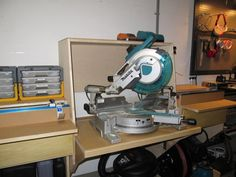 #miter saw station #compact