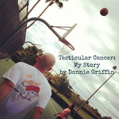 Testicular Cancer: My Story @Dgriff5