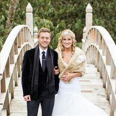 A Winter Wonderland Wedding in Highlands, NC