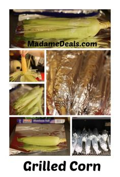 Outdoor Cooking Recipes For Kids – Grilled Corn http://madamedeals.com/outdoor-cooking-recipes-kids-grilled-corn/ #recipes #grill #inspireothers
