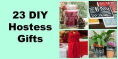 23 DIY Hostess Gifts