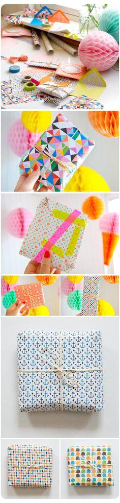 warpping paper