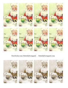 tags pour vos créations ou étiquettes pour vos cadeaux, à vous de choisir...