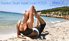 Love yoga? Check out this new site!