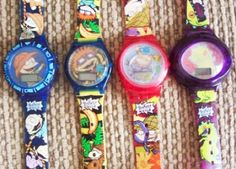 Rugrats watches from Burger King.