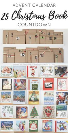 25 Books of Christma
