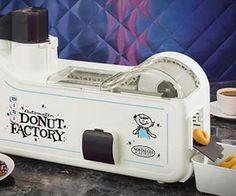 Mini Donut Maker http://www.thisiswhyimbroke.com/mini-donut-maker