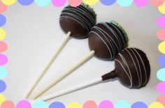 #Yellow #cakepop #sticks No one likes these!  Take a look at the #Blog to see how to #fix this without changing your #recipe!