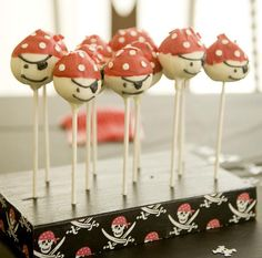 pirate pops Pirate Party