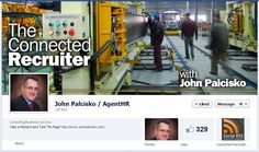 Love John Palcisko's Facebook Timeline cover image! Speaks volumes about his great staffing solutions.