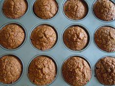 Pumpkin Oat Muffins
