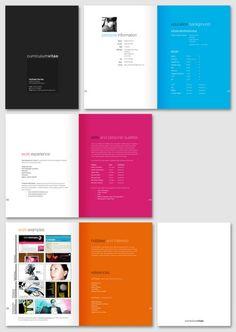 Top 57 CV design, originaux et insolites et Curriculum vitae modernes gratuits | Topito