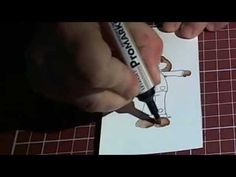 Video about Coloring with Pro marker Part one pro marker, marker techniqu, marker art