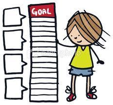 fundraising goal chart template