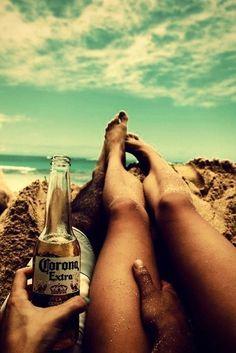 Beach days <3