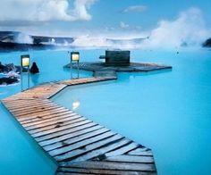 Iceland's Blue Lagoon Resort