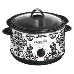my new crockpot.  Happy Mother's Day!