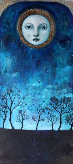 Moonlight,  Felicia Olin