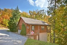 Dreams Come True, a Dollywood pet friendly cabin in Pigeon Forge TN with king sized bedroom and just 5 minutes from the entrance to Dollywood Theme Park and Dolly's Splash Country Water Park.