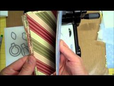 Stampin' Up! Christmas Card Assembly Line