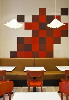 cafe interior decorating ideas