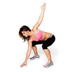 Jillian Michaels' Bodyshred Workout