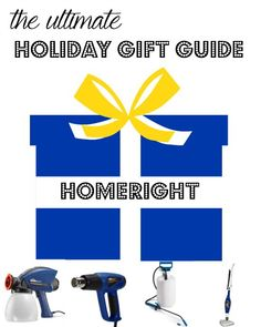 HomeRight Gift Guide