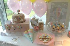decoración cumpleaños infantil