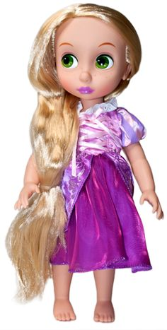 Disney Animators Collection: Rapunzel Toddler Doll - 1200 points