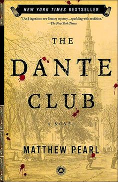 matthew pearl, books, murder mysteri, book worth, the police, dant club, historical fiction, histor fiction, beauti book