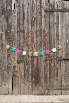 #crochet #garland