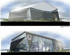 Images Of The New Vikings Stadium