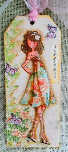 New Julie nutting Prima Doll Stamps ♡