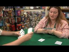 Card Games : How to Play Spit