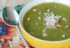 Seven soups every Saturday: kale soup recipes