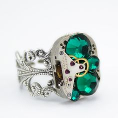 Amazing Steampunk Jewelry Collection by London Particulars