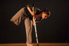 Danza contemporánea, Mickaella Dantas