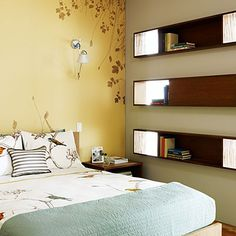 What lies within - 20 Small Bedroom Design Tips - Sunset