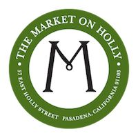 When you're in the Pasadena area, looking for a latte: The Market on Holly.