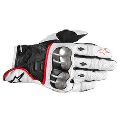Alpinestars Octane S-moto Leather Gloves | MotoSport