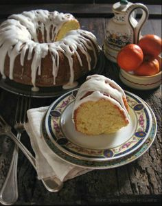 Clementine Olive Oil Cake| une gamine dans la cuisine