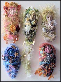 Little Blessings Art Dolls with Carol Murphy